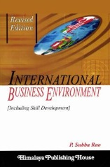 International Business Environment logo
